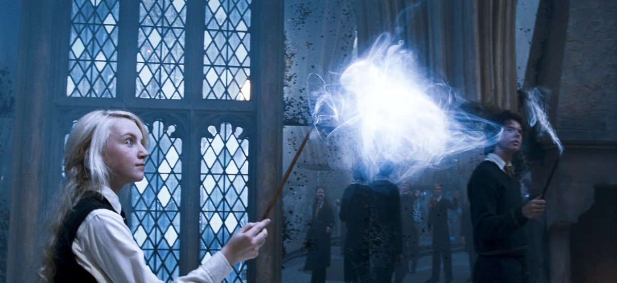 The Psychological Benefits of the Patronus Charm