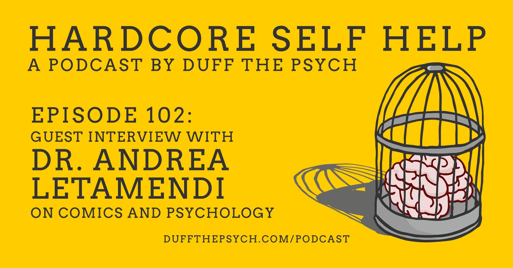 comics and psychology