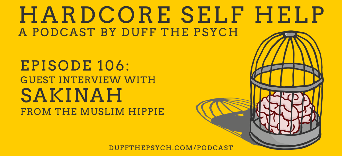 Episode 106: Interview with the Muslim Hippie
