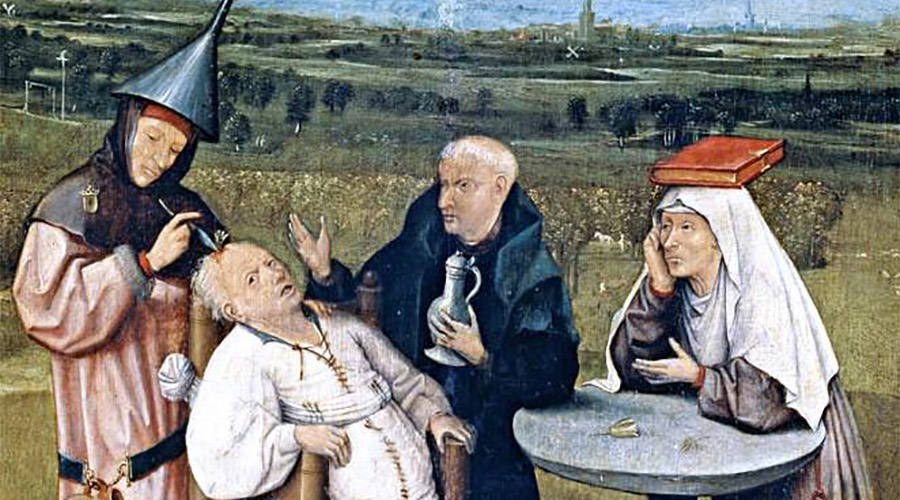 Episode 133: Trepanation, Lobotomies, and Other Terrifying Mental Health Treatments